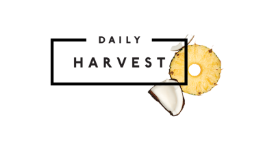 Daily Harvest Promo Code For Three Free Daily Harvest Cups