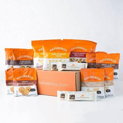 NatureBox Healthy Snacks Variety Assortment
