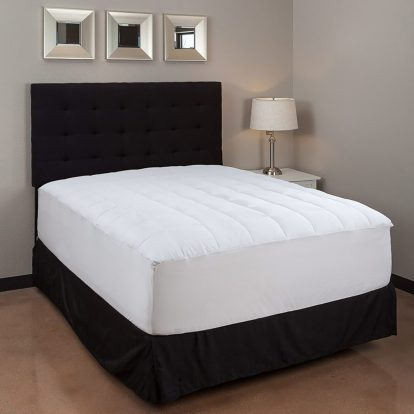 Cool-jams Cooling Mattress Topper - Full Size for Temperature Regulation